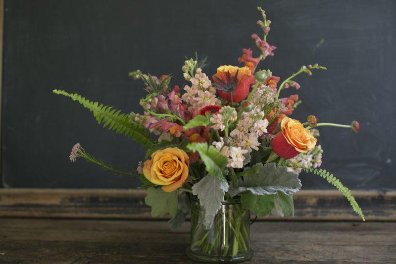 Medium Arrangement, table top flowers
