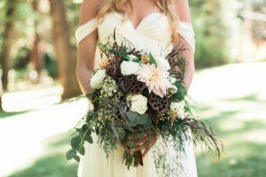 bridal-bouquet-dahlia-and-lotus-pods