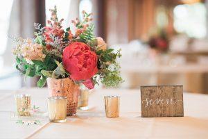 redding florist - wedding centerpieces