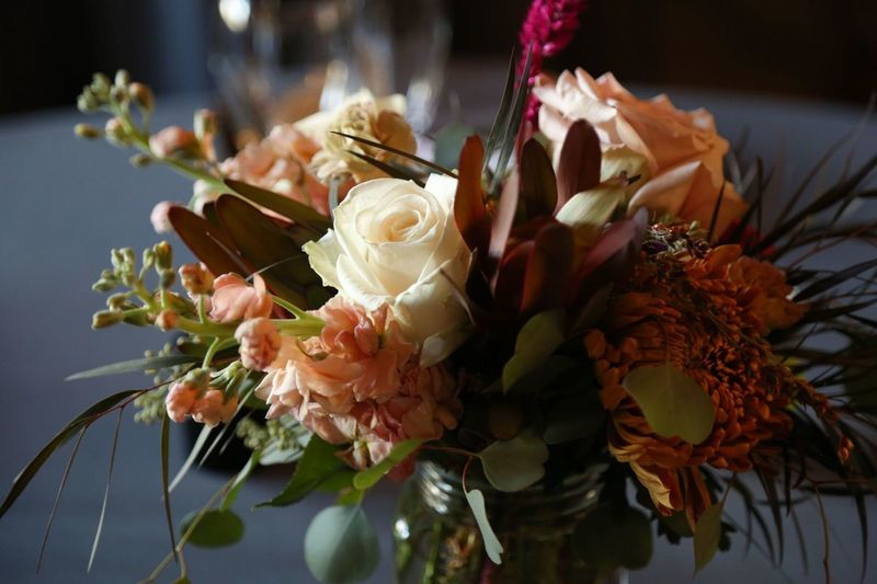 Floranthropist: Wedding Centerpieces, TBS Ranch